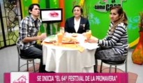 Como en Casa Pimavera: Entrevista a presidenta Club de Leones Trujillo parte1