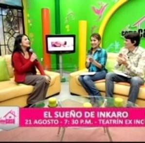 Como en Casa: Silvia Falcón