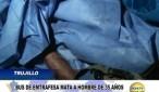 Trujillo: Bus de Emtrafesa atropella a hombre de 35 años
