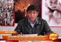 César Acuña continúa con polémicas propuestas electorales