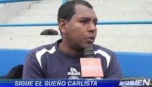 Entrenamiento Carlos A. Manucci
