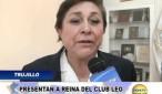 Trujillo: El Club Leo De Trujillo presentó a su reina