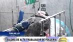 Trujillo: Madre pide ayuda para su hijo acuchillado