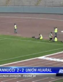Carlos A. Mannucci 2 – 2 Unión Huaral