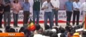 El Presidente de la República Ollanta Humala Tazo llegó a Piura