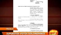 En el Distrito de Mache – Otuzco se ha pedido la nulidad de las elecciones por la presunta existencia de votos golondrinos