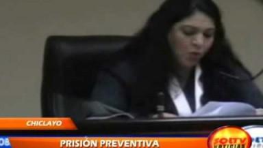 Prisión preventiva para el ex alcalde de Chiclayo Roberto Torres Gonzales