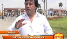 Raúl Rodríguez aseguró que por supuestas injerencias políticas las utilidades de la Caja Trujillo han disminuido en un 38%