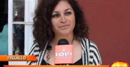 Teresita Bravo habla sobre nueva gestión de Cesar Acuña.