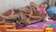 Una desesperada madre de familia pide ayuda a los Trujillanos