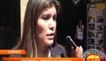 La Ciudad de Cajamarca ocupa el cuarto lugar en feminicidio a Nivel Nacional