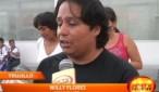 Un accidentado recibimiento tuvo la lideresa de Fuerza Popular Keiko Fujimori