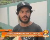 Dos turistas ecuatorianos fueron asaltados por delincuentes armados