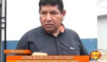 Joven murió electrocutado cuando realizaba trabajos en un Panel Publicitario