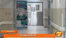 EsSalud acatará una huelga a Nivel Nacional