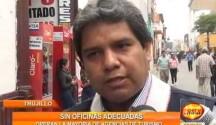 Agencias de Turismo que operan en Trujillo no tiene un Local apropiado