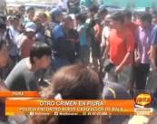 Sicarios asesinan a Chatarrero