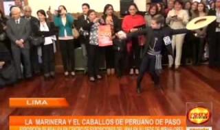 Lima: La Marinera y el Caballo Peruano de Paso
