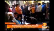 Trujillo: Adolescente es atropellado en Av. España