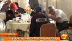 Trujillo: Jóvenes alegraron a abuelos de hogar San José