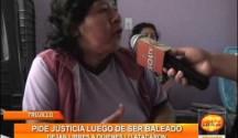 Trujillo: Delincuentes  dispararon a padre de familia pero siguen libres