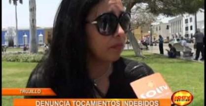 Trujillo: Madre de familia denuncia a su expareja por tocamientos indebidos a su menor hija