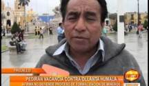 Trujillo: Mineros  piden vacancia a Ollanta Humala