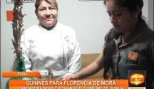 Trujillo: Ganadora de Record Guines preparó ensalada de quinua