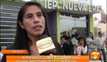 """Trujillo: Institución Educativa """"Nueva Era"""" celebró su segundo aniversario"""