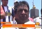 Chiclayo: Pescadores realizan protesta después de cierre de puerto en San José